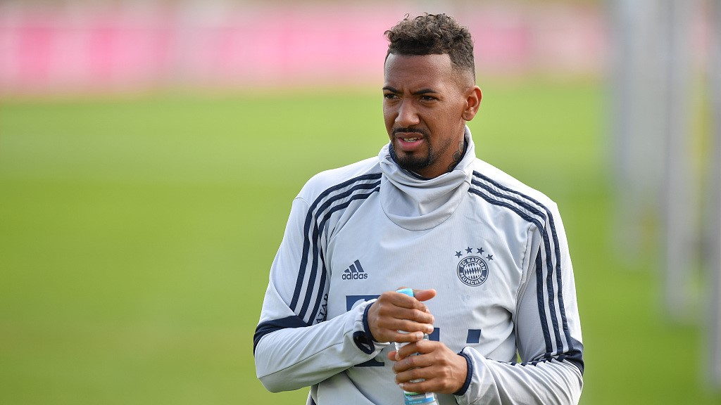 Bayern's Boateng will accept 'every fine' for the sake of his son