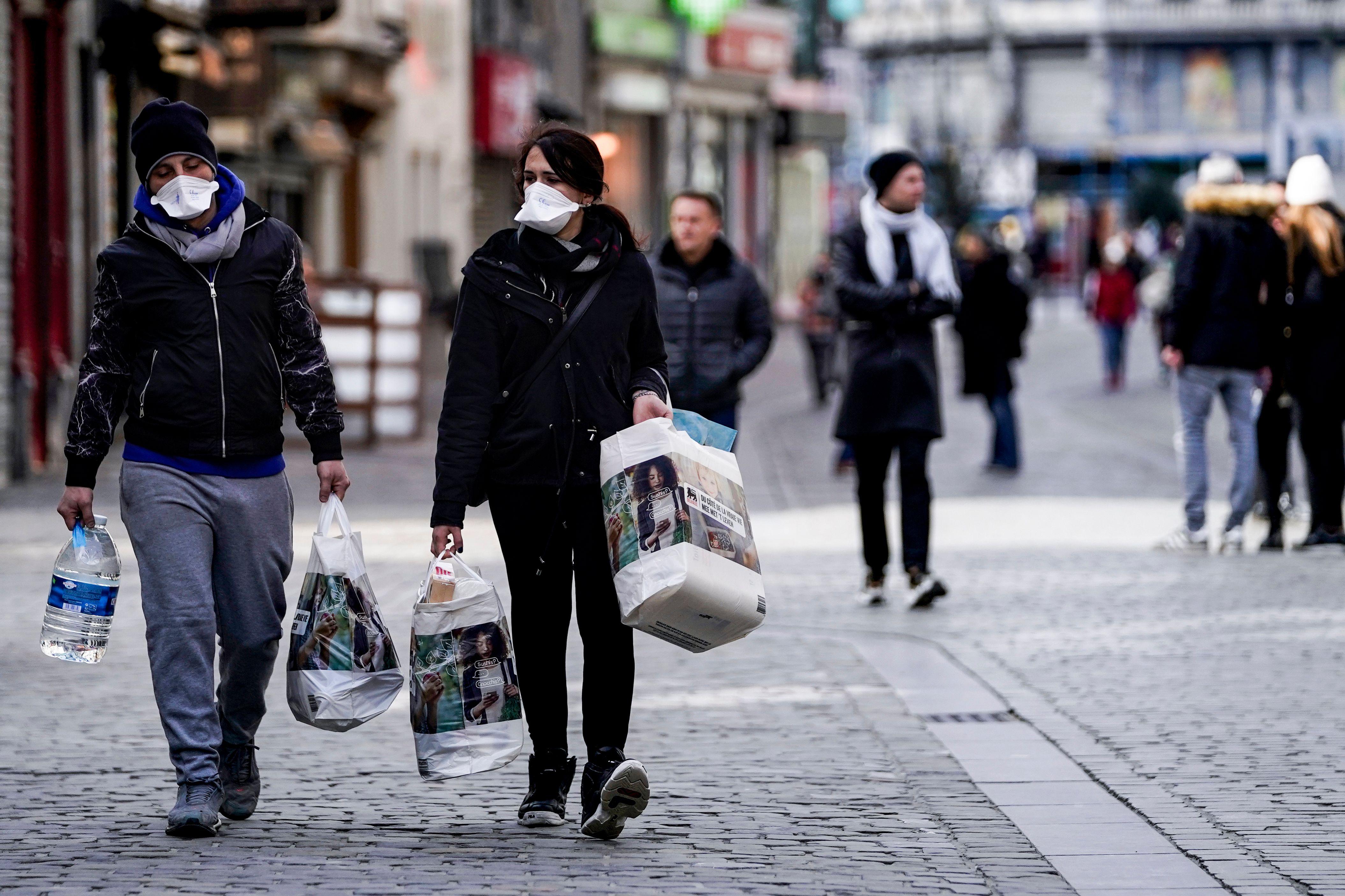 Belgium's coronavirus death toll tops 1,000