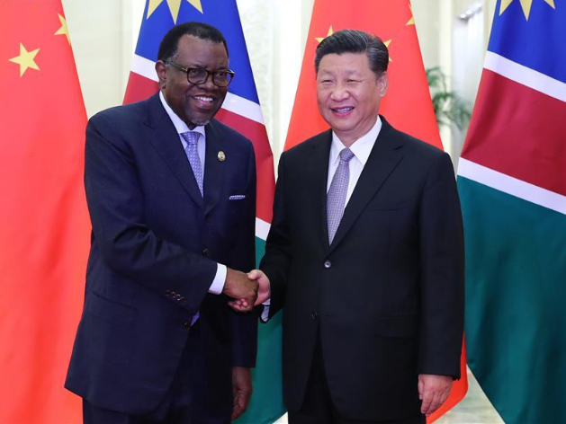 Xi says China to increase assistance for Africa's COVID-19 battle