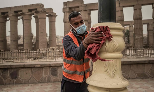 Egypt reports 86 new cases of COVID-19, 6 new deaths