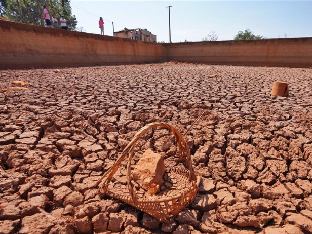 Drought affects over 1 mln people in SW China province