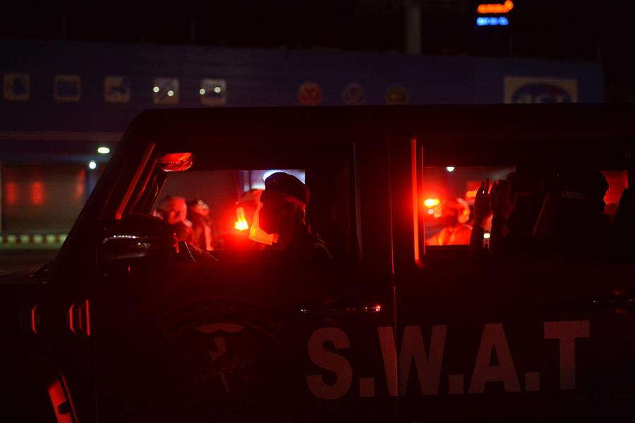 Thailand imposes curfew between 10.00 p.m. and 04.00 a.m. to curb COVID-19 pandemic