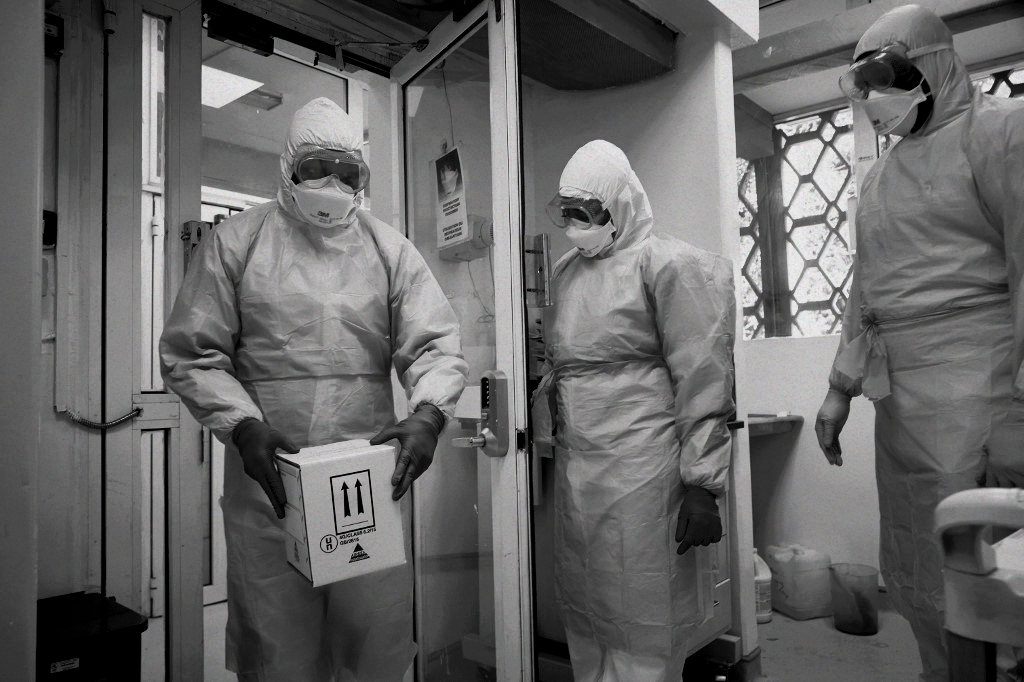 The latest: COVID-19 outbreak worldwide (Updated April 4)