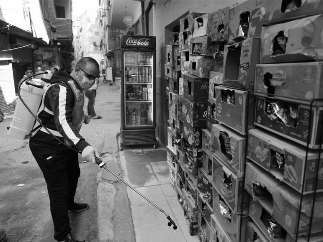Coronavirus cases in Egypt nudge 1,000
