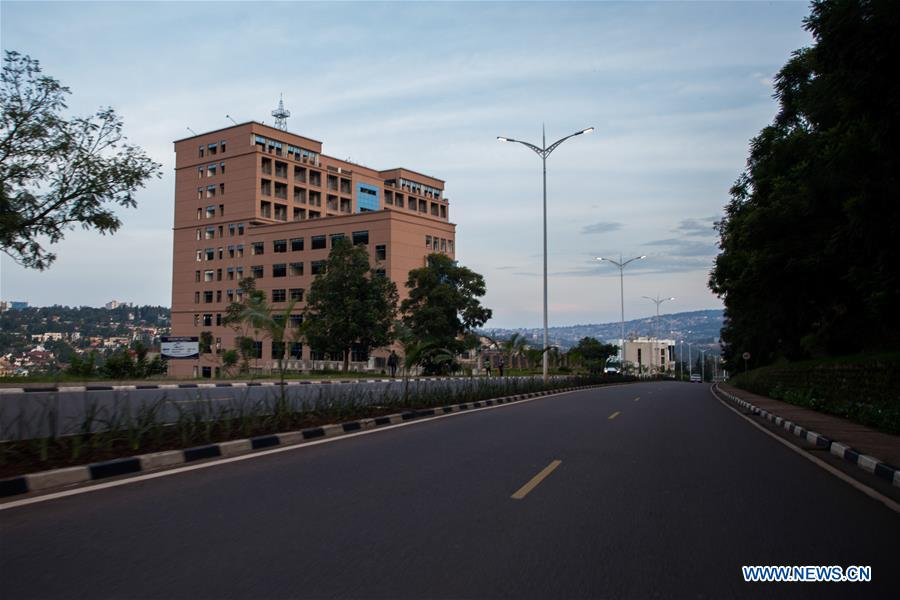 Rwanda bans travel between cities and districts to contain spread of virus