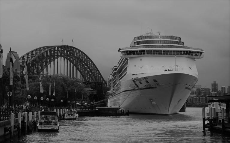 No port in a storm: Australia tells virus-stricken cruise ships to go home
