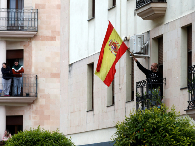 Spain overtakes Italy in cases, European countries adhere to COVID-19 measures