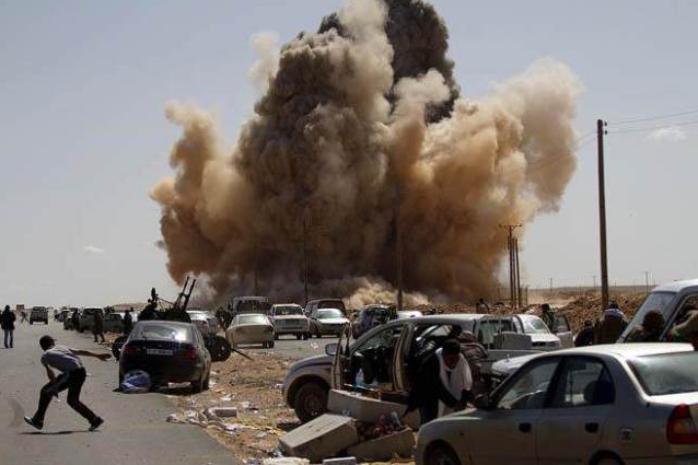UN calls for cease-fire in Libya on anniversary of armed conflict