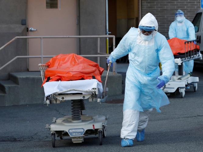 Global uncertainty over coronavirus at record high: IMF