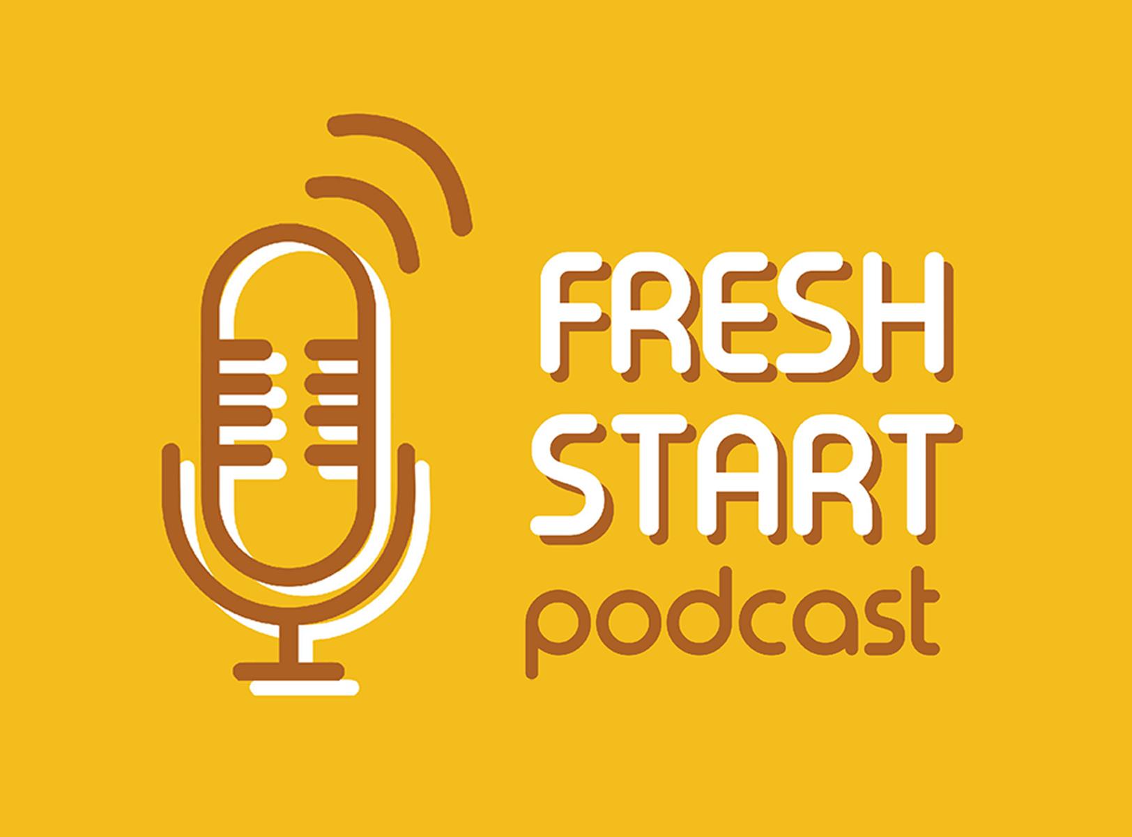 Fresh Start: Podcast News (4/5/2020 Sun.)