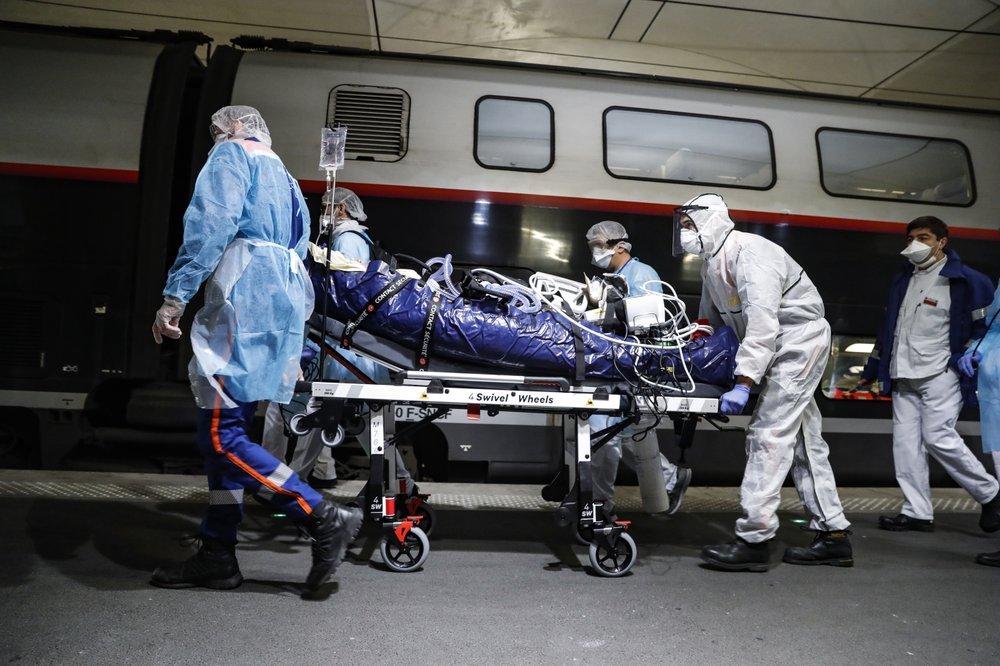 France surpasses 70K COVID-19 infections