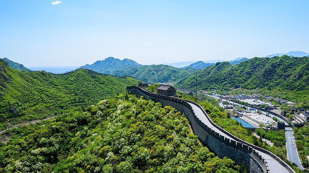 Juyongguan Great Wall reopens to visitors as COVID-19 crisis wanes