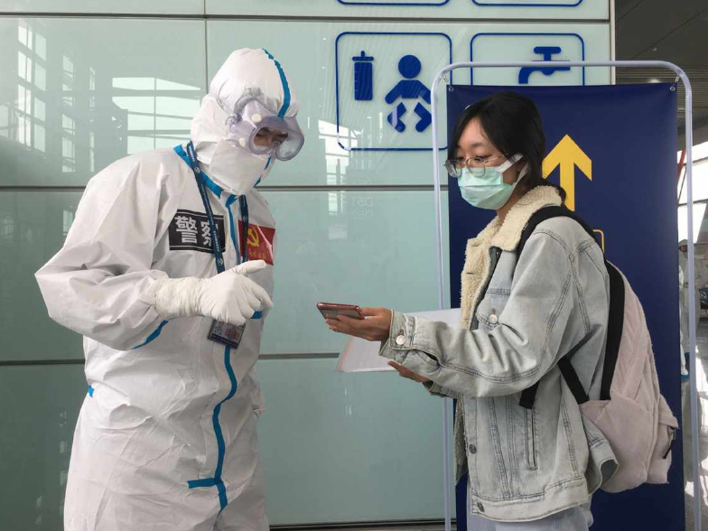China's anti-virus measures effective in curbing imported cases: official