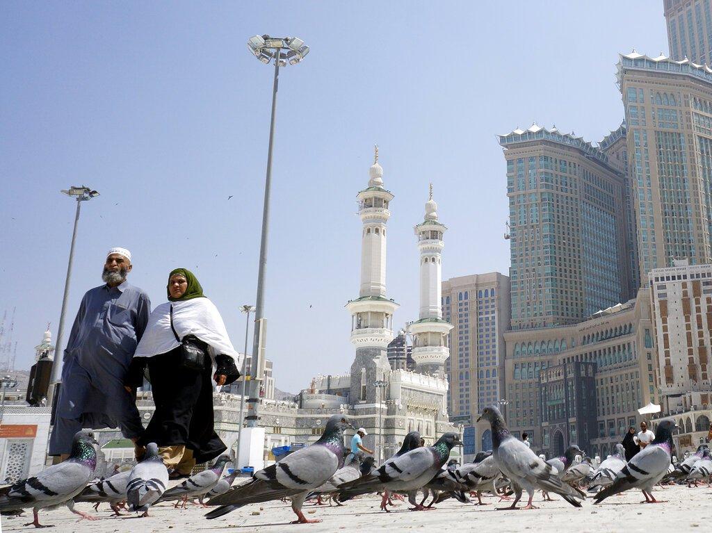 Saudi Arabia under 24-hour curfew amid COVID-19 rise