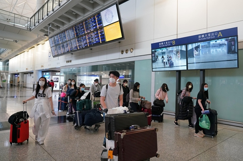 11 flights sent to fly back Chinese citizens from countries worst-hit by coronavirus