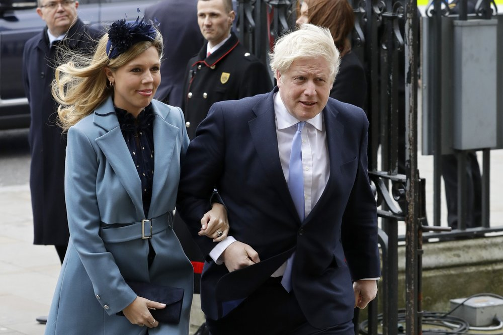 UK PM Johnson admitted to hospital for COVID-19 tests