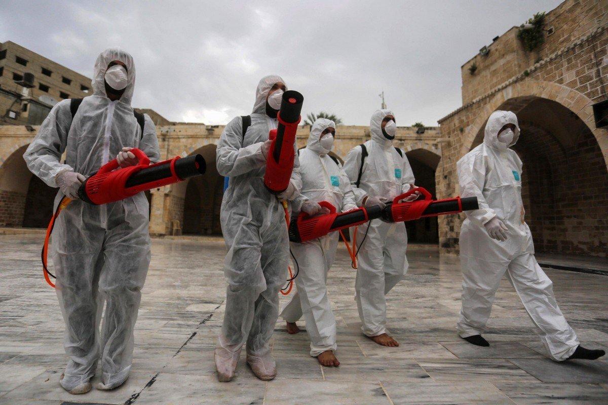 Palestine reports 17 new COVID-19 cases