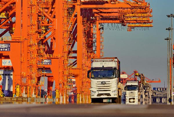 Big data report shows China's recovering production