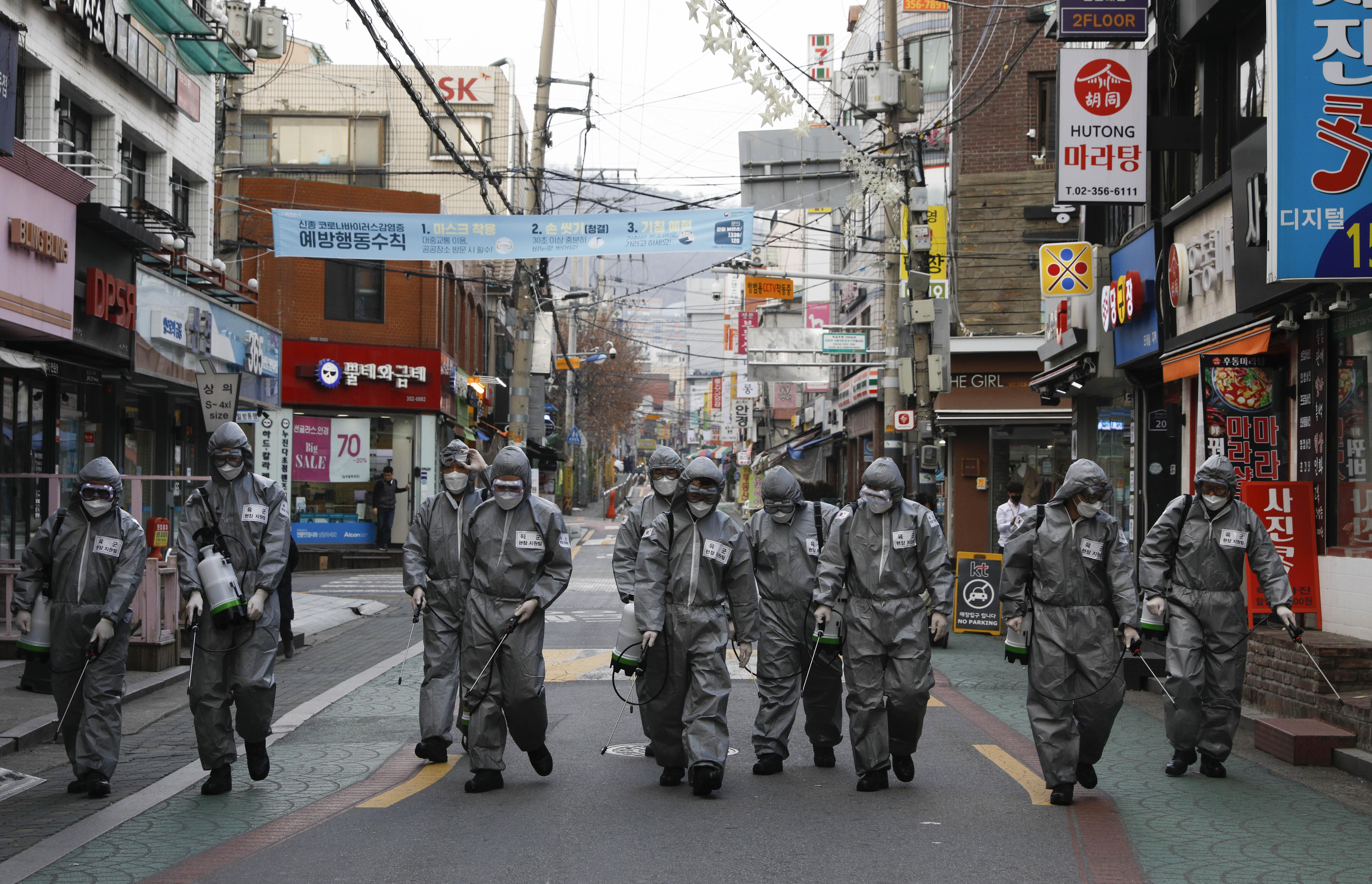 S.Korea reports 47 more COVID-19 cases, 10,284 in total
