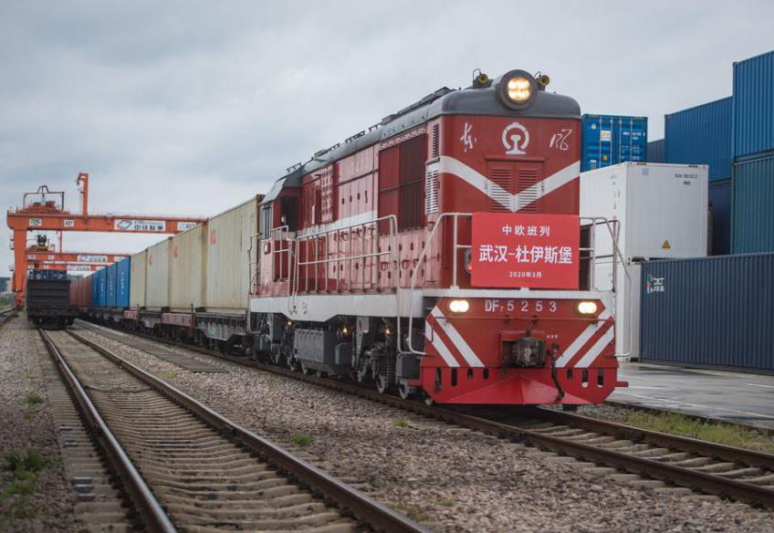 China-Europe Railway Express posts significant growth in Q1