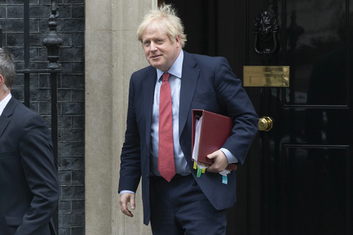 UK PM Johnson moved to intensive care