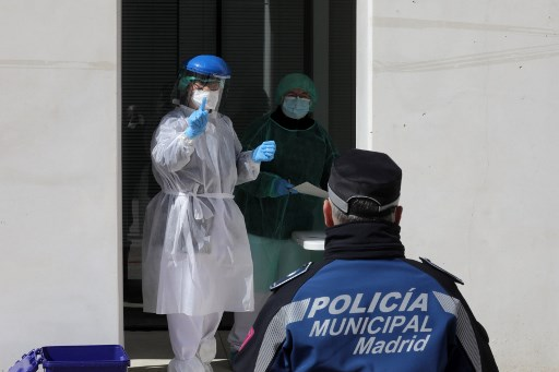 The latest: COVID-19 outbreak worldwide (Updated April 7)