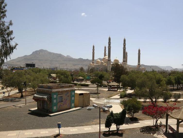 Al Sabeen park closed to prevent spread of COVID-19 in Sanaa, Yemen