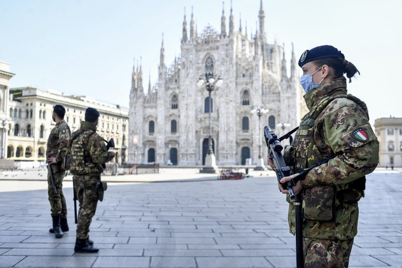 EU to agree virus bail-out but not 'coronabonds'