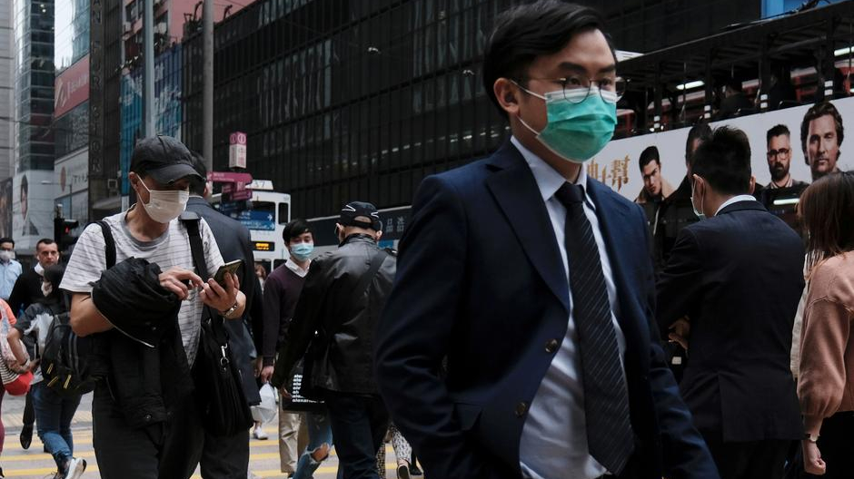 Hong Kong rolls out 17-bln-USD package to prop up virus-hit industries, residents