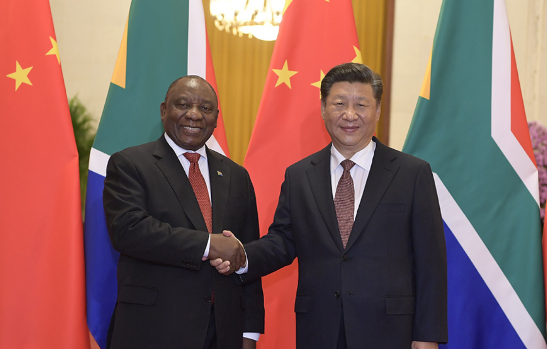 Xi says China will continue to support Africa in COVID-19 battle, capacity building