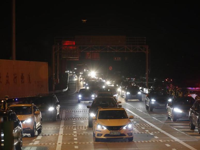 Reopened megacity Wuhan signals optimism in global post-virus future
