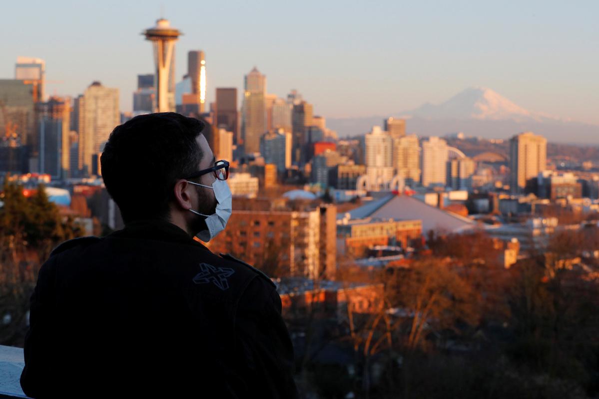 Coronavirus stalls Seattle real estate market