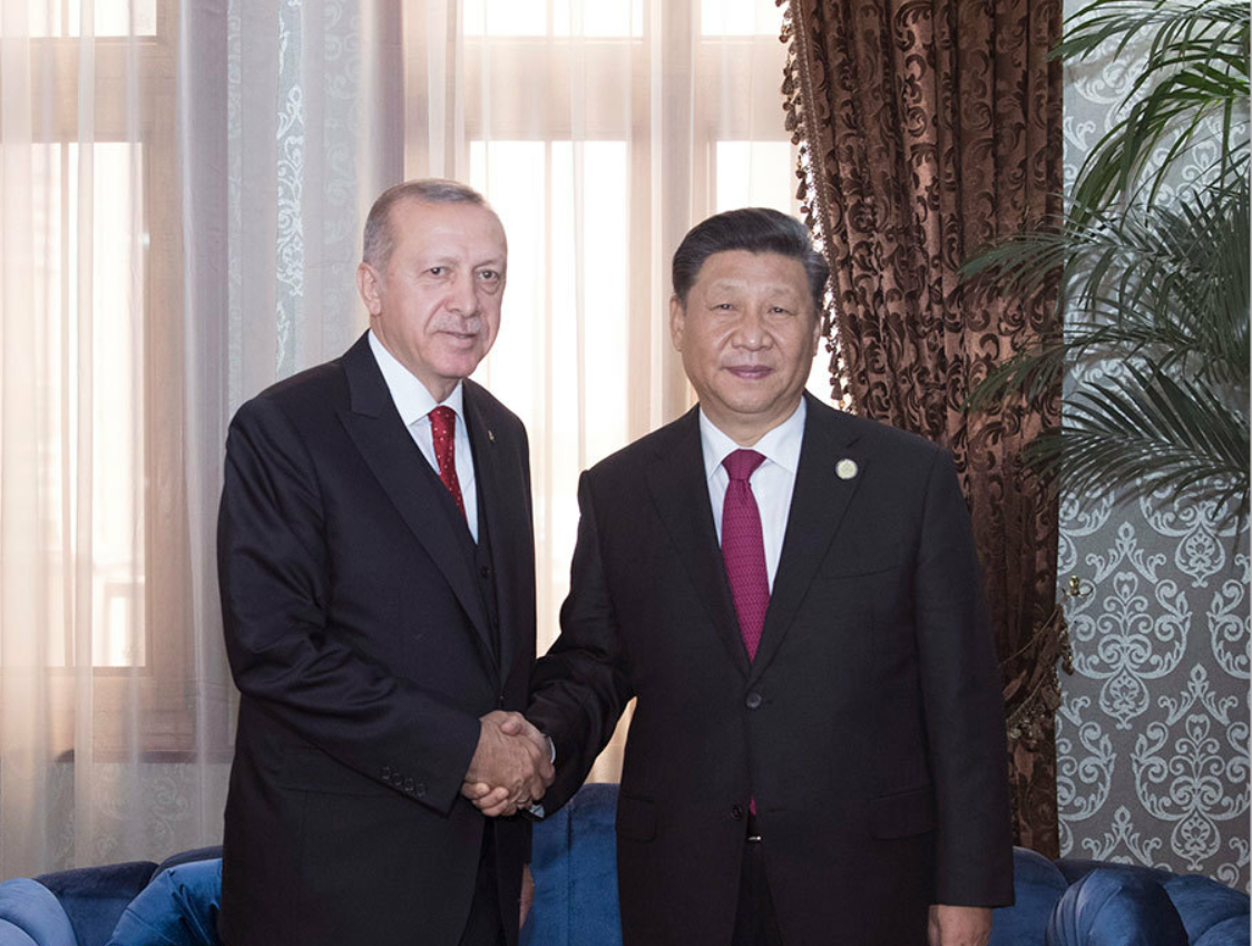 Xi says China will help Turkey purchase medical supplies