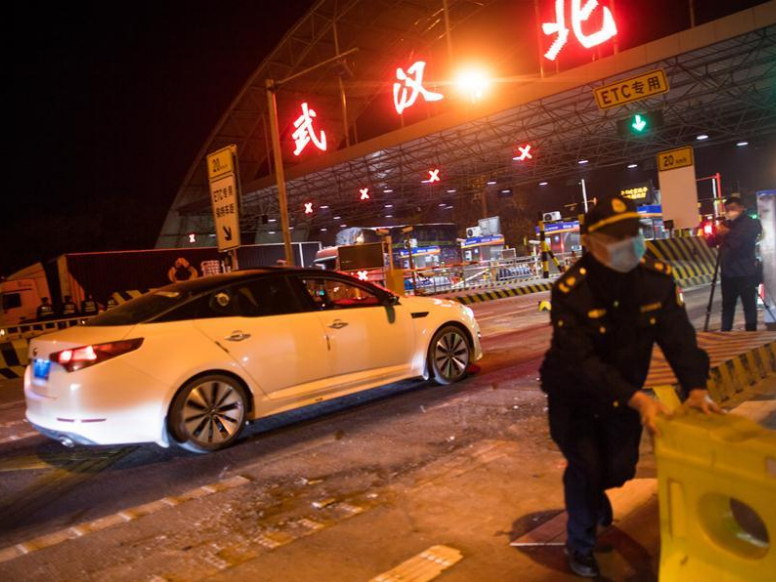 China's Hubei reports no increase in COVID-19 cases