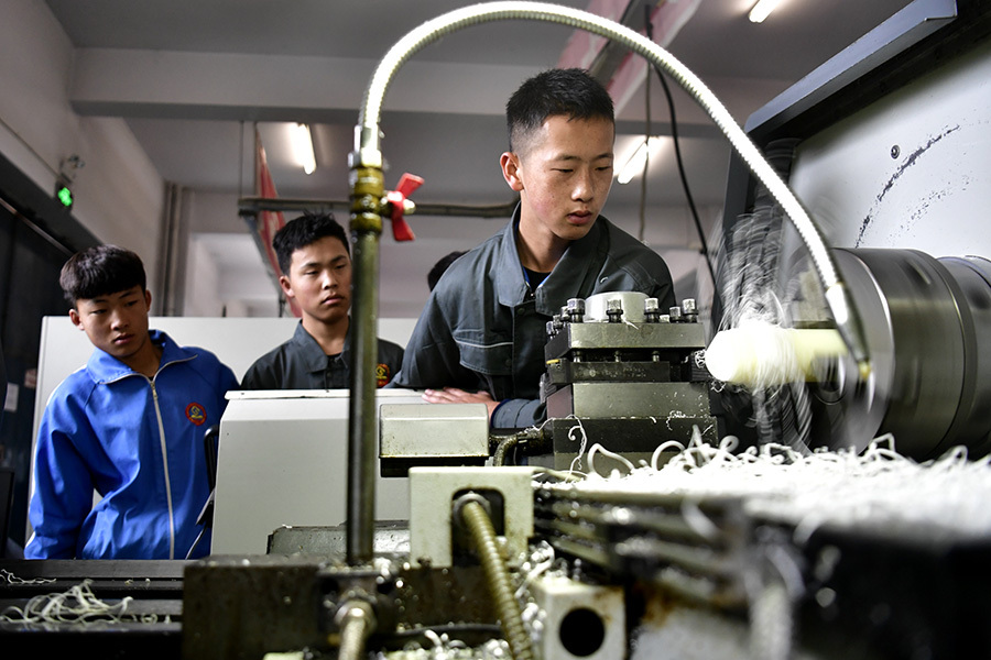 China launches free online vocational training program