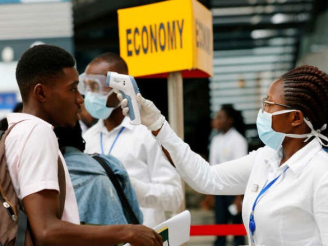 S. Africa reports highest coronavirus-related deaths in a single day