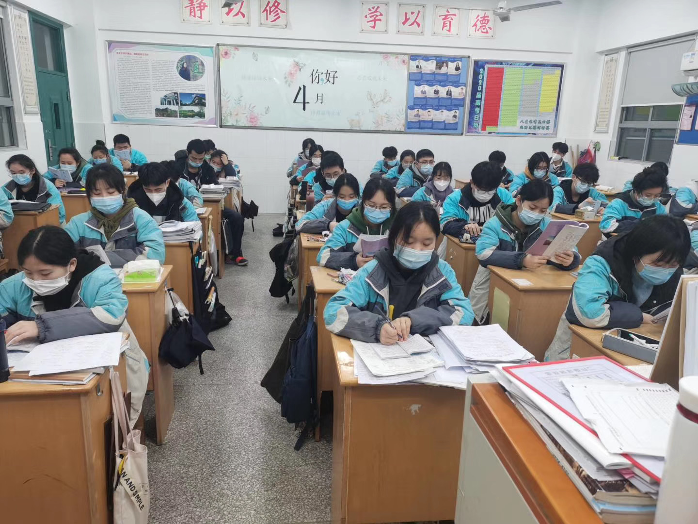 Coordinating epidemic prevention and education: schools in China reopened with caution