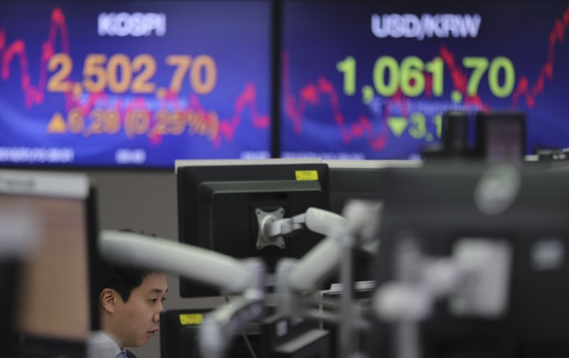 Stocks climb as markets find comfort in virus numbers