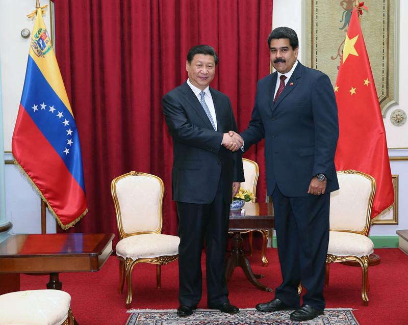 Xi says China ready to continue helping Venezuela fight COVID-19