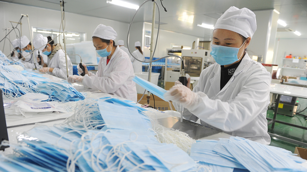 China supports domestic sales of export goods, foreign trade firms