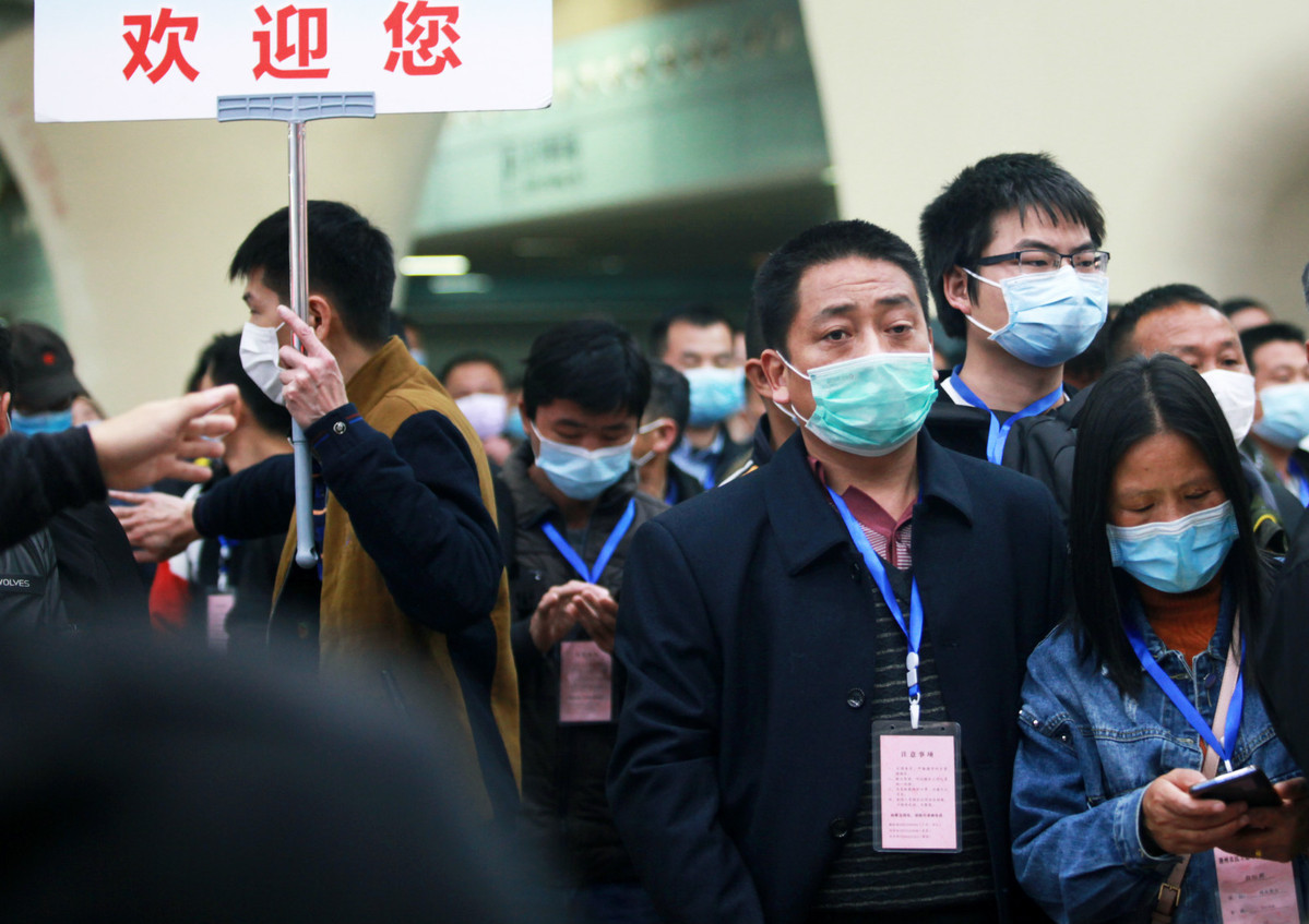 Shenzhen lets Wuhan workers return to jobs