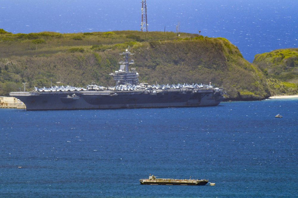 General says coronavirus may affect more US Navy ships