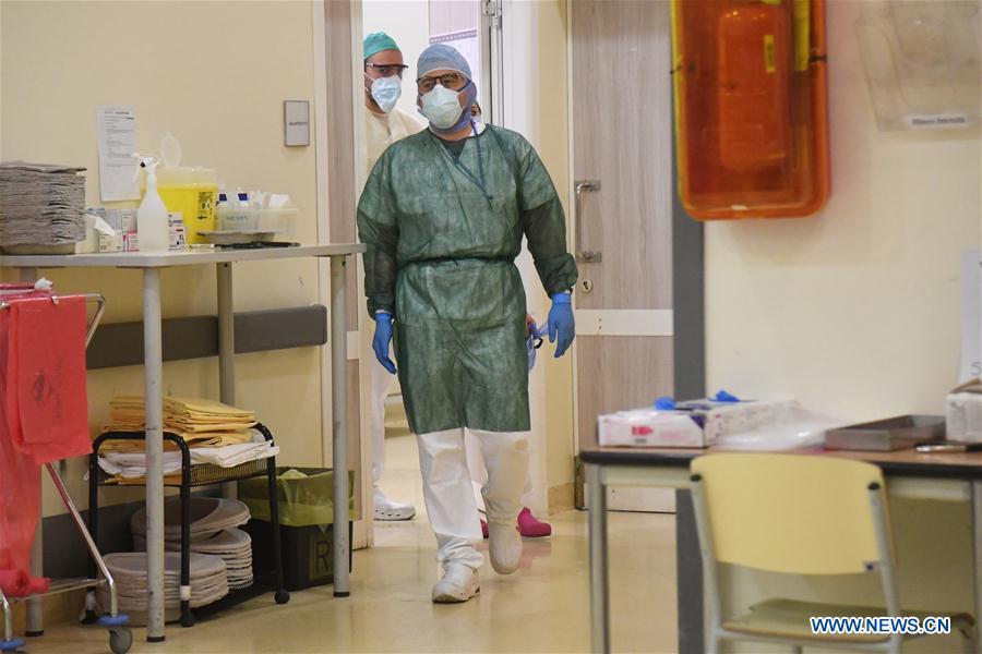 Coronavirus cases reach 143,626 in Italy, pressure on hospitals decrease