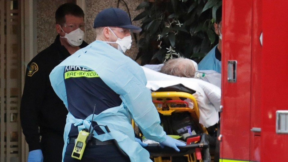 US COVID-19 cases top 460,000 as death toll surpasses 16,000