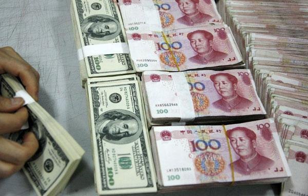 Chinese yuan strengthens to 7.0354 against USD Friday