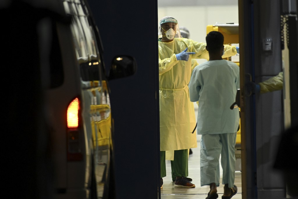 Singapore reports 191 COVID-19 cases,  bringing total to 2,299