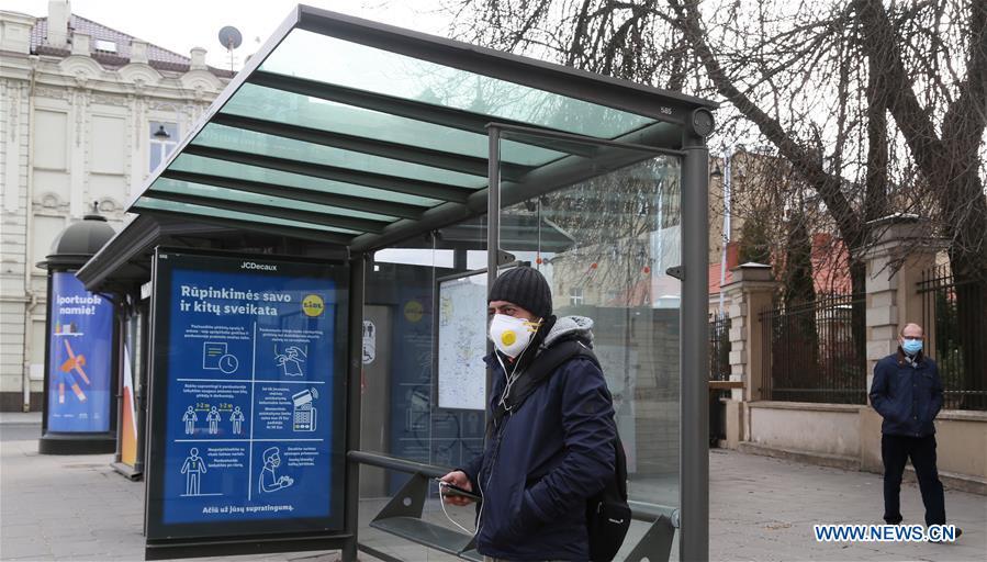 Lithuania extends nationwide quarantine until April 27