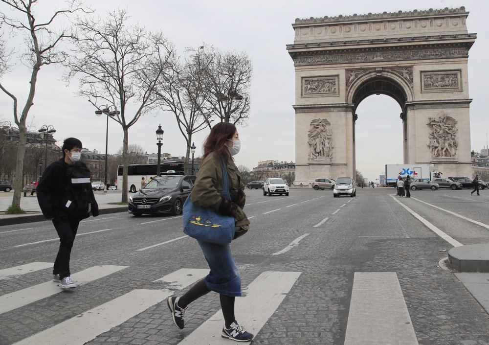 France confirms 13,000 COVID-19 fatalities