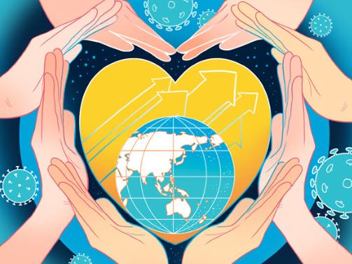 Focus on multilateralism in anti-virus fight