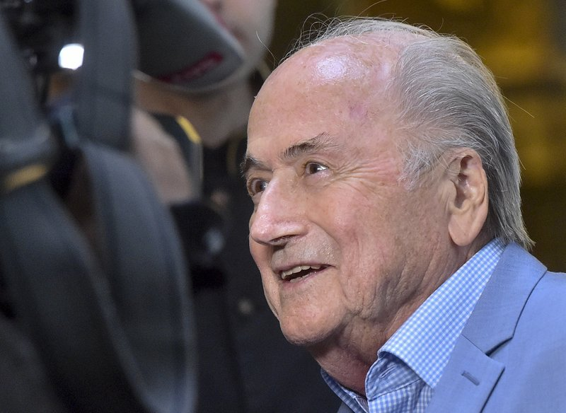 Swiss prosecutors intend to drop 1 FIFA case against Blatter